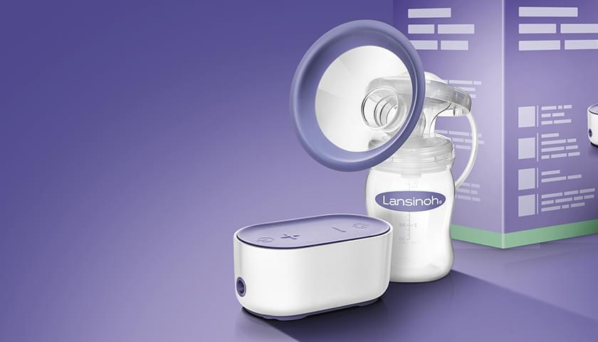 Product Imagery - Lansinoh