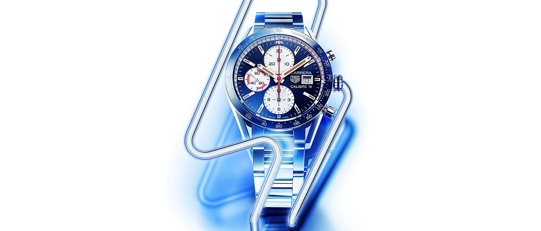 Men's Health Magazine Cover - Tag Heuer Watch