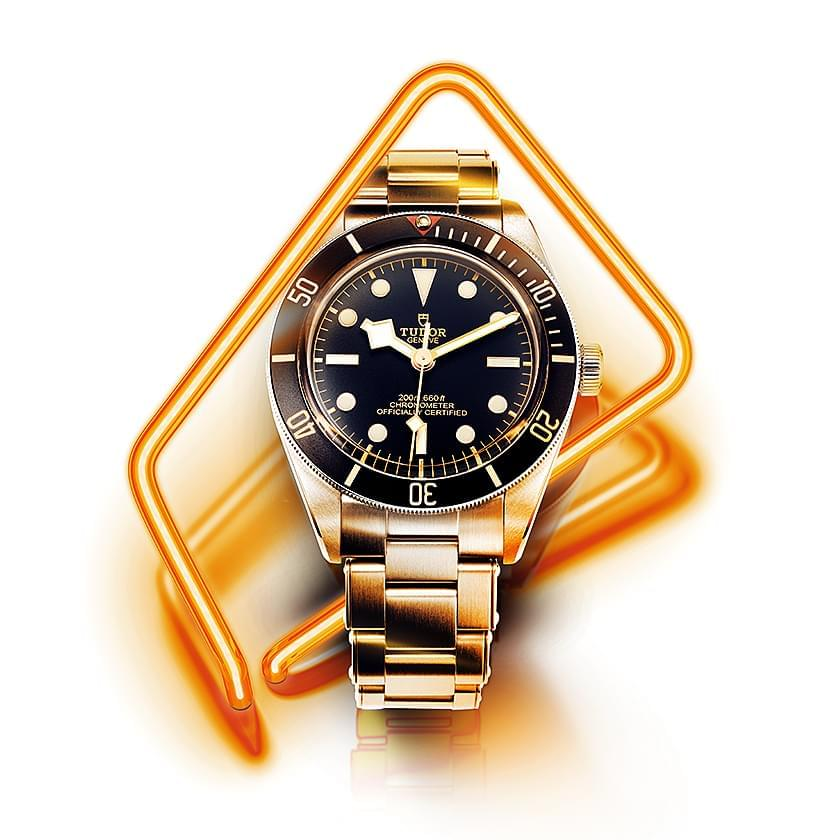 Men's Health Magazine Cover - Tudor Watch